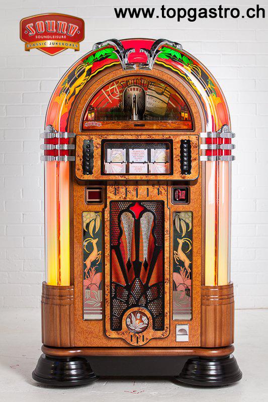 Wurlitzer Musikbox